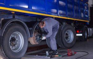 Ремонт и разборка грузовых полуприцепов