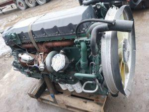 Двигатель Volvo FH12