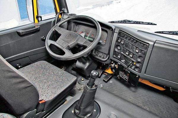 КамАЗ-65116 кабина