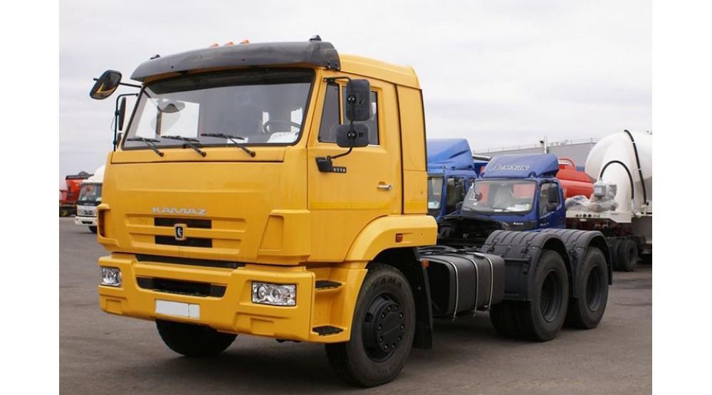 Седельный тягач КамАЗ-65116