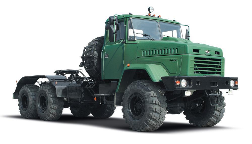 КрАЗ-5444