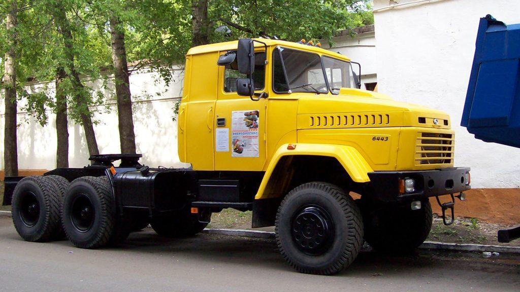 КрАЗ-6443 Докер