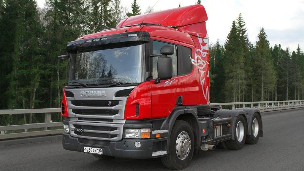 Scania Griffin