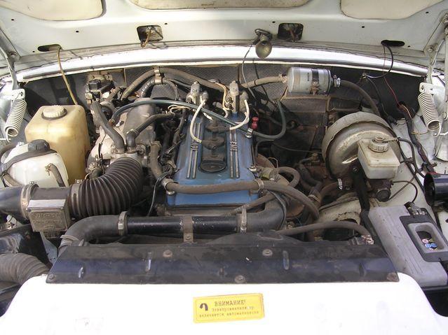 Двигатель ГАЗ-3302