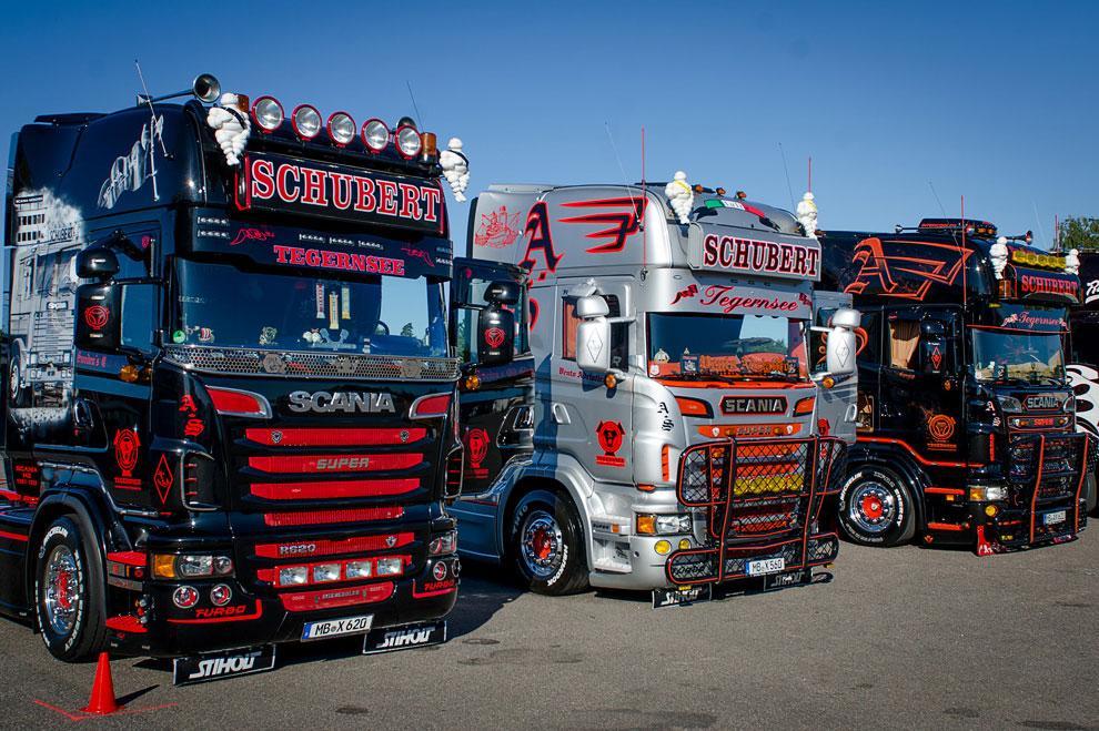 Тюнинг грузовиков