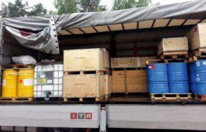 Как проводятся междугородные перевозки грузов