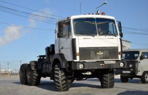 Модельный ряд грузовиков МАЗ