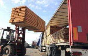 Сколько можно перевозить кубов леса в конкретной фуре