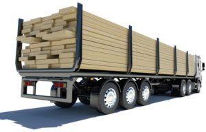 Правила перевозки леса и пиломатериалов в фуре