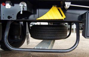 Общая характеристика корзины для запасного колеса