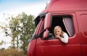 Может ли женщина быть дальнобойщиком
