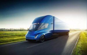 Когда можно будет купить Tesla Semi Truck