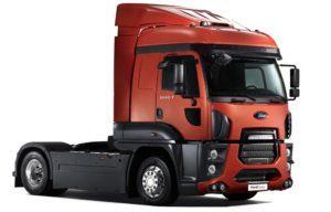 Особенности грузоперевозок седельными тягачами форд