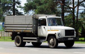 Модельный ряд седельных тягачей ГАЗ