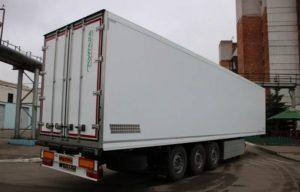 Покупка изотермического фургона