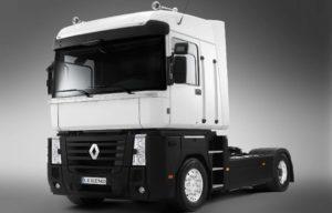 Конструкция тягачей Renault