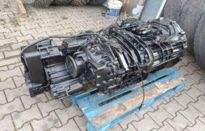 Технические особенности седельного тягача КамАЗ-65225