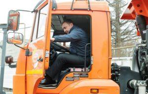 Покупка седельного тягача КамАЗ-65225